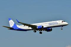 EW-514PO Emb195LR cn 756 Belavia 180721 Schiphol 1002 (Nikon Photographer NL) Tags: aviation civil airliners belavia schiphol