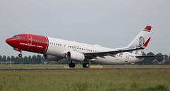 B737 | EI-FJX | AMS | 20190618 (Wally.H) Tags: boeing 737 boeing737 b737 eifjx norwegian ams eham amsterdam schiphol airport
