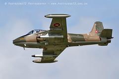 0798 Strikemaster RSAF (photozone72) Tags: strikemaster strikedisplay dunsfold dunsfoldpark wingswheels classicjet aviation aircraft airshows airshow canon canon7dmk2 canon100400f4556lii 7dmk2