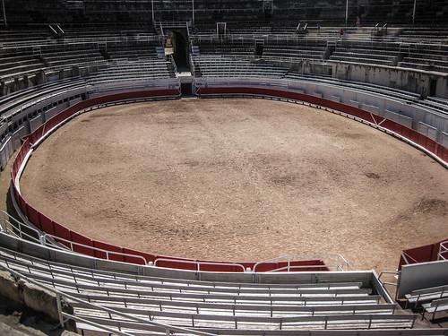 Arles Bull-fighting Arena