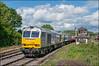 60066, Midland Railway Centre (UK), 16/06/19