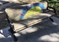 #LakeMerced #Walk #SanFrancisco (Σταύρος) Tags: sanfrancisco walk lakemerced sfist thelake beautifulday sunday june9 parkbench parkmerced
