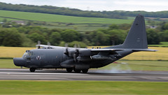 89-0282 (PrestwickAirportPhotography) Tags: egpk prestwick airport united states air force hulbert field special operations squadron lockheed mc130h 890282