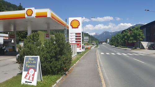 Shell Sillian Austria