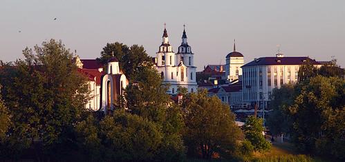 Minsk / Минск