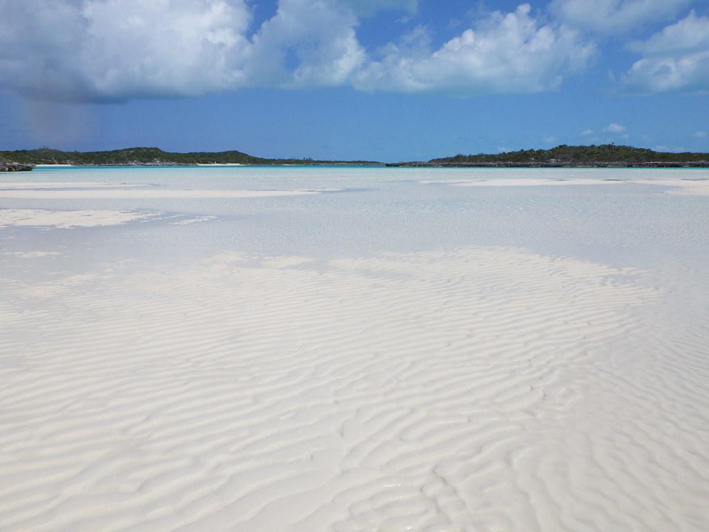 White Sand Beach Bahamas