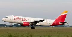 A320 | EC-MEG | AMS | 20190618 (Wally.H) Tags: airbus a320 ecmeg iberiaexpress ams eham amsterdam schiphol airport