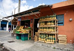 Cozumel, Mexico. (Rob Sneed) Tags: mexico cozumel fruitstand urban market shop fruit produce