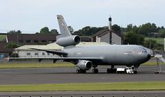 79-1712 (PrestwickAirportPhotography) Tags: egpk prestwick airport usaf united states air force mcdonnel douglas kc10a 791712 mcguire mobility command