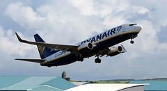 EI-FRF (PrestwickAirportPhotography) Tags: egpk prestwick airport ryanair boeing 737 b737 eifrf
