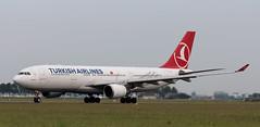 A330 | TC-JIN | AMS | 20190618 (Wally.H) Tags: airbus a330 tcjin turkishairlines thy türkhavayollari ams eham amsterdam schiphol airport