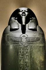 Egyptian Sarcophagus (John of Witney) Tags: mummy egyptian ancientegypt egyptianmuseum museoegizio turin torino italy italia lacittàmetropolitanaditorinovistadavoi