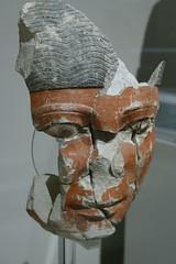 Disconnected Face (John of Witney) Tags: face mummy egyptian ancientegypt egyptianmuseum museoegizio turin torino italy italia lacittàmetropolitanaditorinovistadavoi