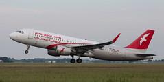 A320 | CN-NMN | AMS | 20190618 (Wally.H) Tags: airbus a320 cnnmn airarabiamaroc ams eham amsterdam schiphol airport