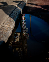 liquid music (mara.ortuso) Tags: liquid memorie music reflecting water new orleans streetphotography