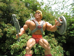 Masters of the Universe (the_gonz) Tags: mastersoftheuniverse heman actionfigure toy 80s mattel motu