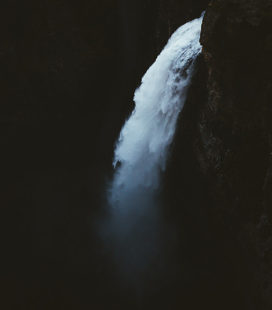 The Gorsa Bridge and Waterfall