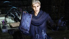 New Teacher? (Jillian-613) Tags: skyrim tes games screenshot elves elf altmer fantasy