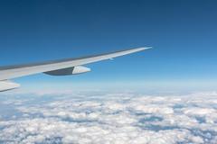 Cruiser (Angus Duncan) Tags: cruise cruising clouds cloud flight aviation boeing777 777 772 777200 boeing777200 b777 b772 britishairways wing wingtip