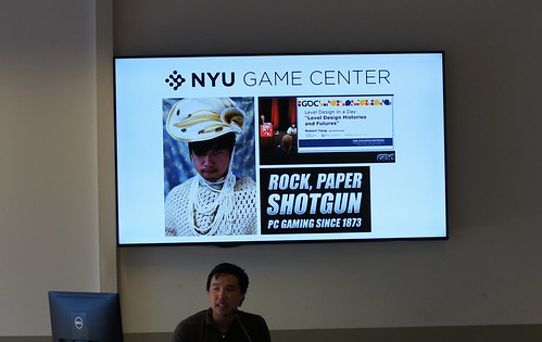 GAME TALK #9: ROBERT YANG