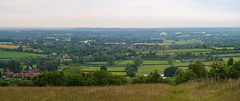 kingsclere from the hill (Charles DP Miller) Tags: hampshire england kingscleredowns places kingsclere newbury unitedkingdom