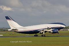 A310-304 HZ-NSA AL-ATHEER ESTABLISHMENT (shanairpic) Tags: jetairliner bizjet corporatejet executivejet a310 airbusa310 shannon alatheerestablishment hznsa