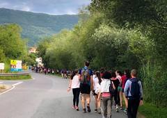 Camino de Jaizkibel (eitb.eus) Tags: eitbcom 16599 g1 ninos gipuzkoa hondarribia josemariavega