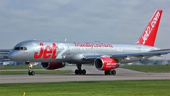 G-LSAB (AnDyMHoLdEn) Tags: jet2 757 egcc airport manchester manchesterairport 23l