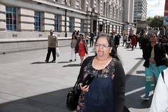 Yawn (Gary Kinsman) Tags: fujix100t fujifilmx100t london se1 southbank candid streetphotography streetlife flash fujifilmxpro1efx20 efx20 tourist 2019 yawn tired