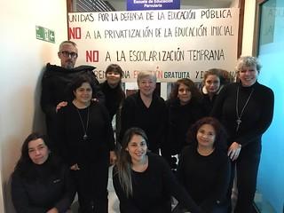 No a la escolarización ni mercantilización de EPA-Junio 2019