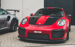 Porsche GT2RS (ELC Photo) Tags: supercars spotting supercar spotter spotters shooting cars car coffee knokke 2018 hypercar hypercars photography automobile zoute european elc luxury lumix panasonic world wallpaper porsche gt2rs
