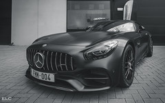 Mercedes AMG GTC Edition 50 (ELC Photo) Tags: supercars spotting supercar spotter spotters shooting cars car coffee knokke 2018 hypercar hypercars photography automobile zoute european elc luxury lumix panasonic world wallpaper mercedes benz amg gtc edition 50
