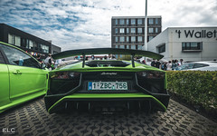 Lamborghini Aventador SV (ELC Photo) Tags: supercars spotting supercar spotter spotters shooting cars car coffee knokke 2018 hypercar hypercars photography automobile zoute european elc luxury lumix panasonic world wallpaper lamborghini aventador sv