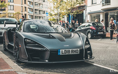 McLaren Senna (ELC Photo) Tags: supercars spotting supercar spotter spotters shooting cars car coffee knokke 2018 hypercar hypercars photography automobile zoute european elc luxury lumix panasonic world wallpaper mclaren senna black carbon