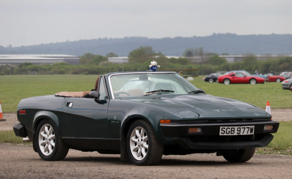 The World's newest photos of 1980 and tr7 - Flickr Hive Mind
