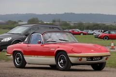 VCL 244K (Nivek.Old.Gold) Tags: 1972 lotus elan sprint dhc 1558cc