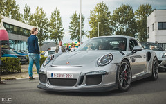 Porsche GT3RS (ELC Photo) Tags: supercars spotting supercar spotter spotters shooting cars car coffee knokke 2018 hypercar hypercars photography automobile zoute european elc luxury lumix panasonic world wallpaper porsche gt3rs