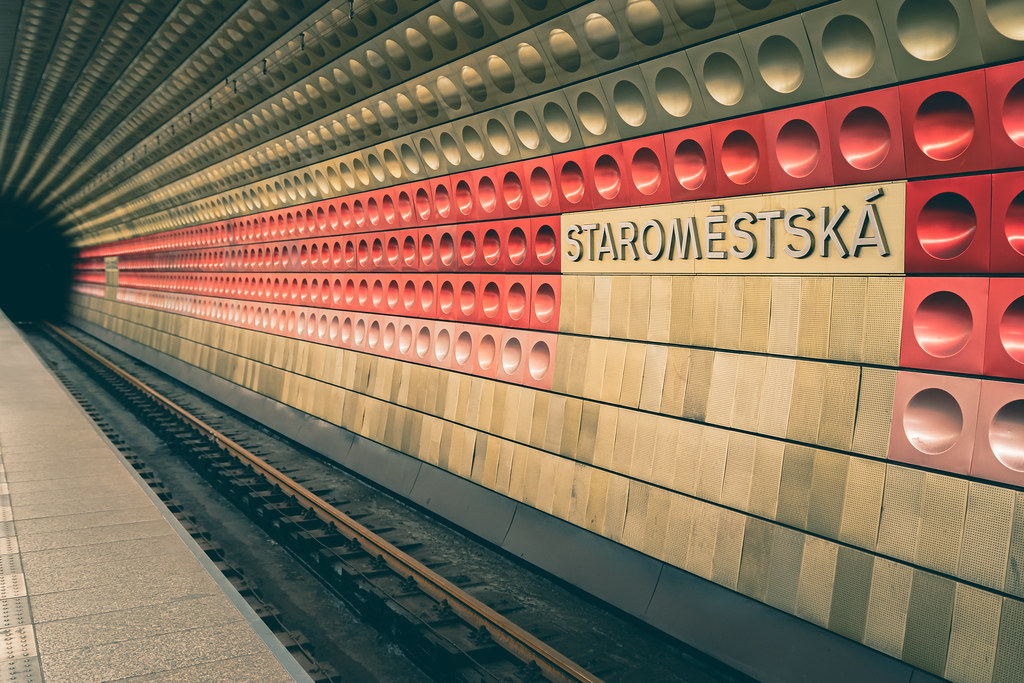 Dating Subway Praag