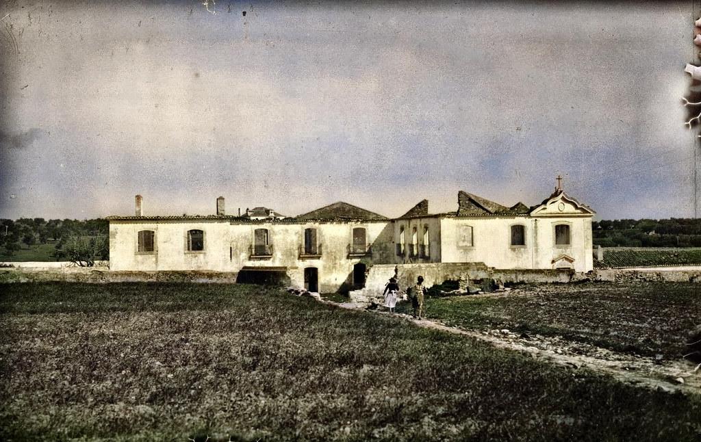 Quinta do Caldas, Portela (Fototipia animada: original de E. Portugal, 1938)