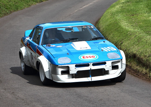 119 - Triumph TR7 V8 1979 - Nigel Elliot - CM4P7215 - a