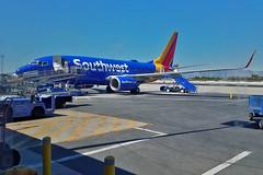 Southwest 737 N723SW (skyhawkpc) Tags: bur kbur copyright allrightsreserved verver southwest 73774h boeing bobhopeairport burbank ca 2017 airline airliner aviation aircraft americaneagle 27855 n723sw
