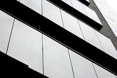 (lautilakc) Tags: building architecture glass tones city urban street igers move lines linke nikon life white lights reflect minimal mm