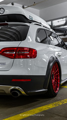 Untitled (Wright Of Way Photography) Tags: audi allroad stanced rotiform