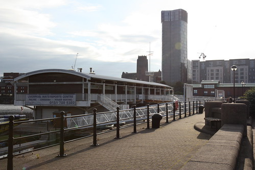 Liverpool Water Sports Centre - Early Morning