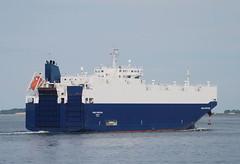 Viking Costanza (jelpics) Tags: vikingcostanza carcarrier roro cargoship merchantship commercialship boat bos boston bostonharbor bostonma harbor massachusetts ocean port ship sea vessel