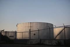 Oil near you. (Tomasz WK) Tags: oil petroleum montreal fujifilm xt2 touit1832 zeiss touit planar 32mm