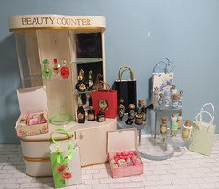 IMG_0989 (ittybittyinteriors) Tags: playscale barbie fashion doll diorama 16