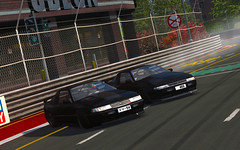 . (✩RR-54✩) Tags: lfs live for speed twin drift drifting drifter avc jdmworks club tandem xr xrt car dori black mafia south city long