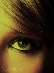 Beautiful Disaster (Freeman Photography & Design) Tags: eye photography mood closeup eyeball beautiful disaster life people things freeman design centralil peoriail illinois love art photo