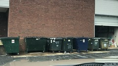 West Shore School District rl dumpsters (IWS-15) Tags: rl rearloader recycle recycling trash garbage refuse dumpster